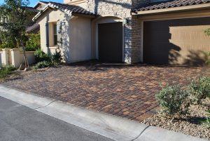 professional paver sealing in Las Vegas